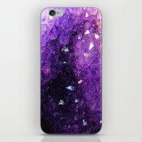 minerals iPhone & iPod Skins featuring Minerals Rock II by Stella Ralph-Ağbaş