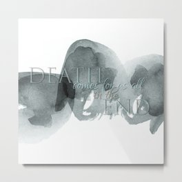 For Us All Metal Print