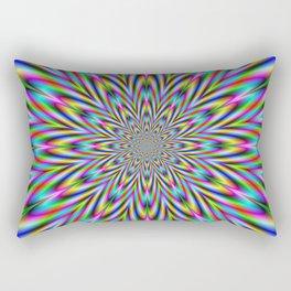 Splitting the Atom Rectangular Pillow