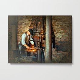 Industry Metal Print