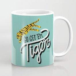 Go Get 'Em Tiger – Mint Palette Coffee Mug