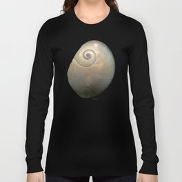 Moon Shell Cosmos Long Sleeve T-shirt