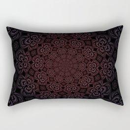 Pure Evil Pansies - Fall 2018 Rectangular Pillow