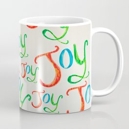 Joy and Color Coffee Mug