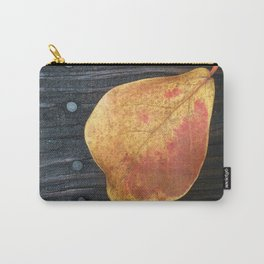 One Fallen Leaf Carry-All Pouch
