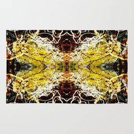 Chaos Tree Kaleidoscope 1 Rug