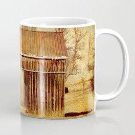Silence at the Farm Coffee Mug