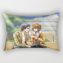 Yaoi Couple 2 Rectangular Pillow