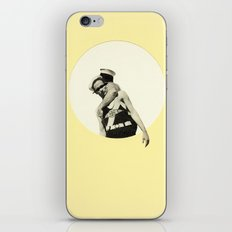 Saviour iPhone & iPod Skin