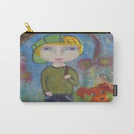 Anton & Gumbo - Whimsies of Light Children Series Carry-All Pouch