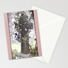Saying farewell Stationery Cards