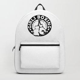 Girls Boxing Gifts Boxing Gloves for Girl Boxer Backpack