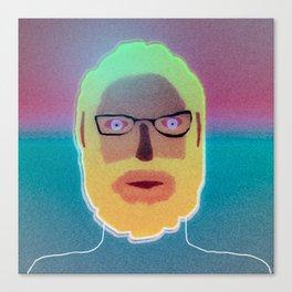 new selfie Canvas Print