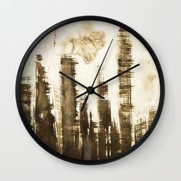 Metropol 11 Wall Clock
