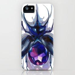 jewel beetle iPhone Case
