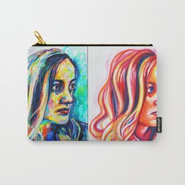 Double Tessa Carry-All Pouch