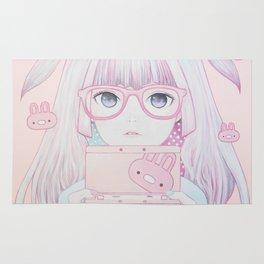 Gamer Girl 4 Rug