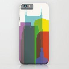 Shapes of Nashville iPhone 6s Slim Case