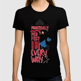 Mary Poppins Quote T-shirt