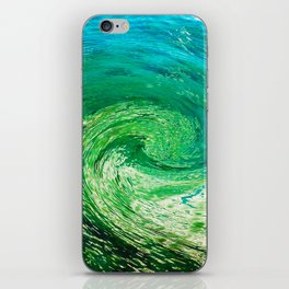 Abstract 64 iPhone Skin