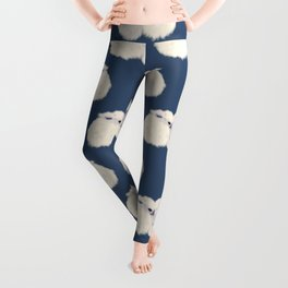Baby Bun Buns at Dusk Leggings