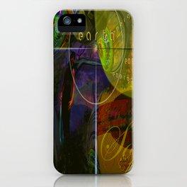 """Energy""""Renewable"""" iPhone Case"""