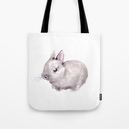 Easter Baby Bunny Tote Bag