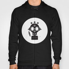 Post World Zuno : Gas Mask 02 Hoody