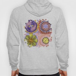 Decolouring Impression Flower  ID:16165-074738-64960 Hoody
