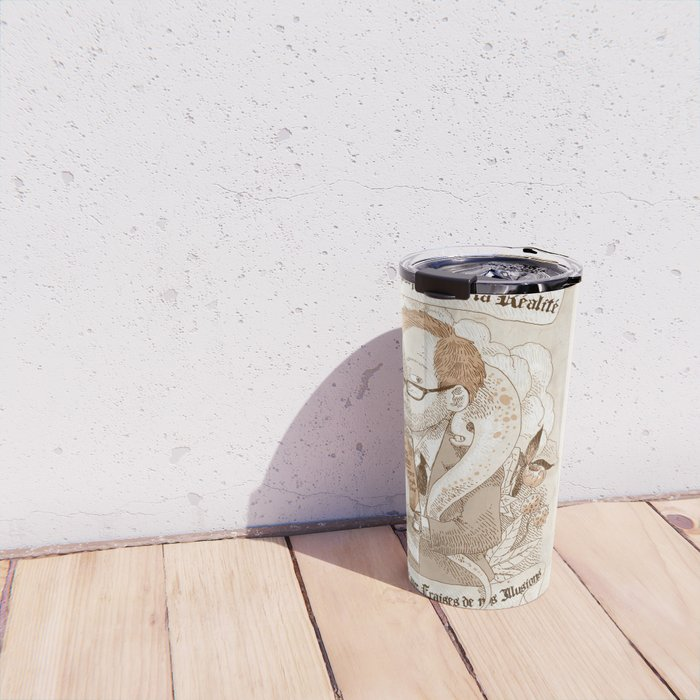 Autoportrait Travel Mug