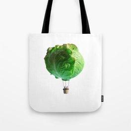 Iceberg Balloon Tote Bag