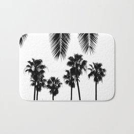 Palm Trees Santa Barbara Bath Mat