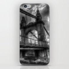 Hammersmith Bridge London iPhone & iPod Skin