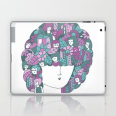 Hair Laptop & iPad Skin