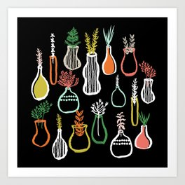 Herb Garden by Andrea Lauren Art Print