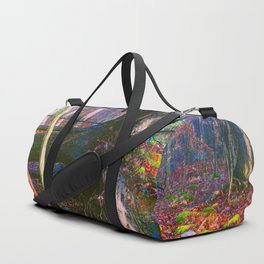 We are feeling creatures that think Duffle Bag