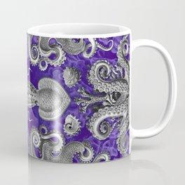 The Kraken (Purple - NoText, Alt.) Coffee Mug