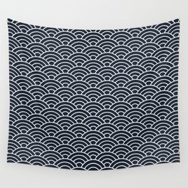 Seigaiha Wall Tapestry