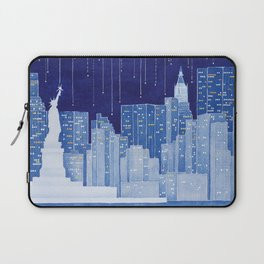 New York, Statue of Liberty Laptop Sleeve