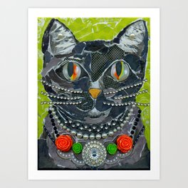 Homage To Betsy J. Art Print