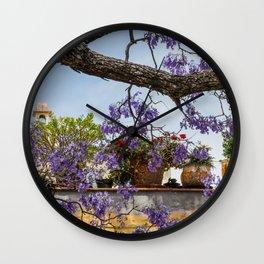 San Miguel de Allende in Spring Wall Clock