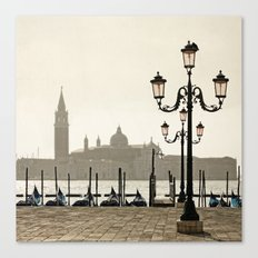 Sunny Morning at San Marco Canvas Print