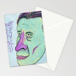 SHINY NICKELS Stationery Cards