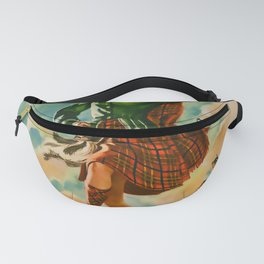 locandina Glasgow by Clipper Fanny Pack