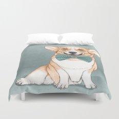 Corgi Dog Duvet Cover