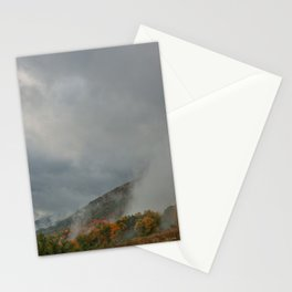 Dolly Sods Mountain Fog Stationery Cards