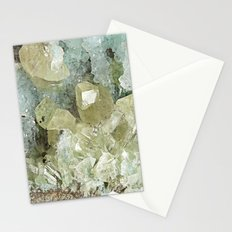 chrysocolla & calcite Stationery Cards