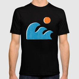 We are ocean T-shirt