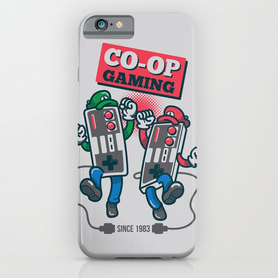 Co-op Gaming iPhone & iPod Case