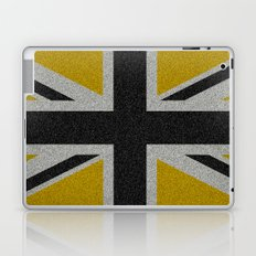 Union Jack - metal Laptop & iPad Skin